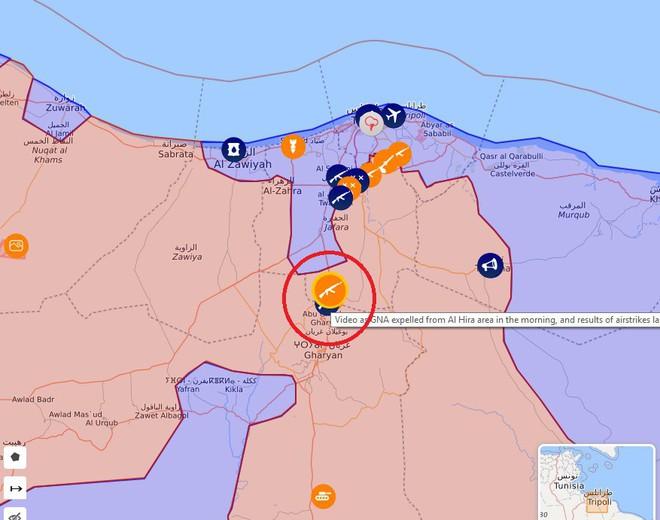 CẬP NHẬT: Chiến sự Libya gay cấn - Tiêm kích Mirage bị bắn hạ, máy bay quân sự Pháp và NATO bất ngờ xuất hiện - Ảnh 7.