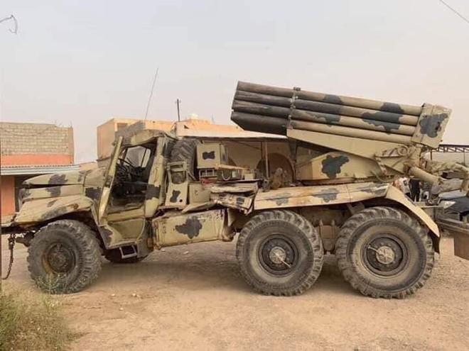 CẬP NHẬT: Chiến sự Libya gay cấn - Tiêm kích Mirage bị bắn hạ, máy bay quân sự Pháp và NATO bất ngờ xuất hiện - Ảnh 6.