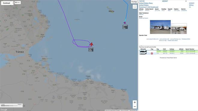 CẬP NHẬT: Chiến sự Libya gay cấn - Tiêm kích Mirage bị bắn hạ, máy bay quân sự Pháp và NATO bất ngờ xuất hiện - Ảnh 4.