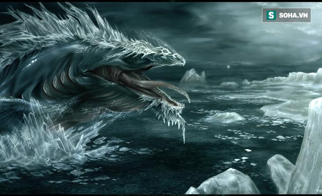 Thuồng luồng - Sinh vật thần thoại hùng mạnh bậc nhất trong dân gian Việt Nam - Ảnh 6.