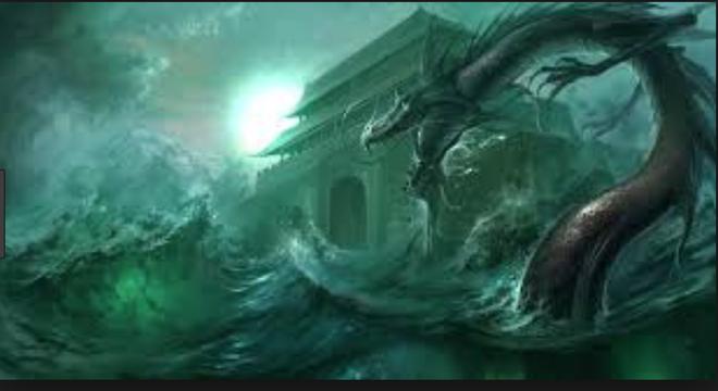 Thuồng luồng - Sinh vật thần thoại hùng mạnh bậc nhất trong dân gian Việt Nam - Ảnh 7.