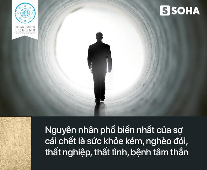 Sách 'gối đầu giường' của Đặng Lê Nguyên Vũ: 6 nỗi sợ hãi này khiến nhiều người mãi không giàu lên được! - Ảnh 13.