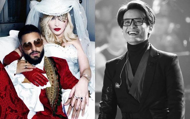 MV mới của Madonna: 60 tuổi vẫn nóng bỏng và nét tương đồng với Hà Anh Tuấn - Ảnh 8.