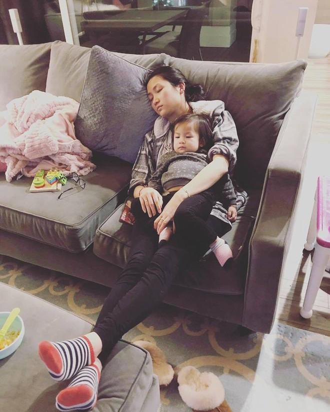 Cuộc sống vất vả của vợ Lam Trường khi một mình chăm con - Ảnh 2.