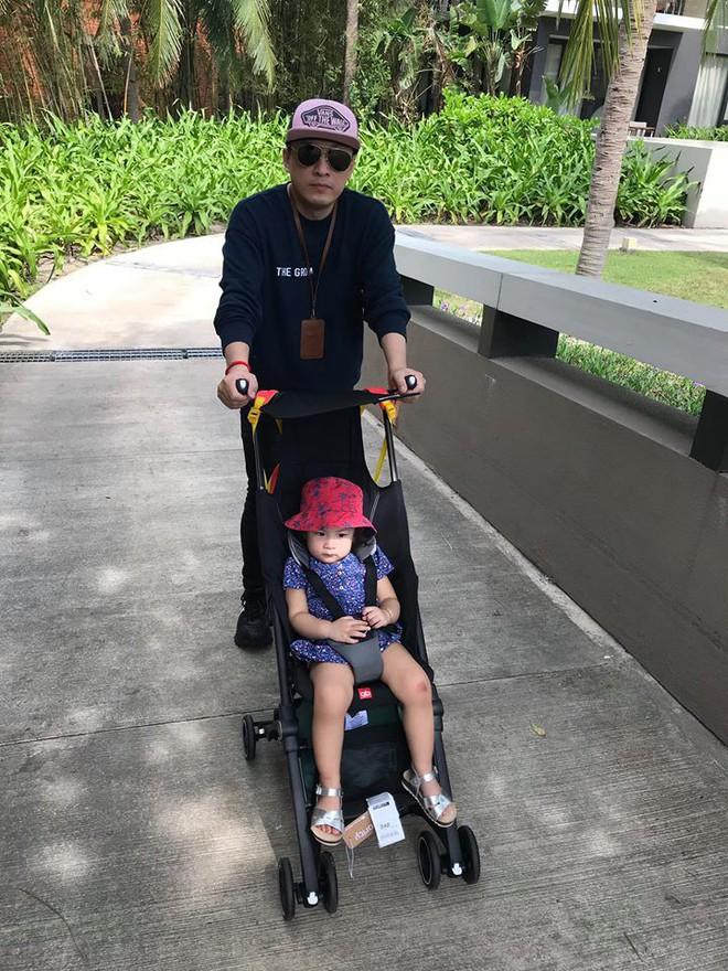 Cuộc sống vất vả của vợ Lam Trường khi một mình chăm con - Ảnh 10.