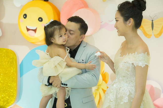 Cuộc sống vất vả của vợ Lam Trường khi một mình chăm con - Ảnh 9.