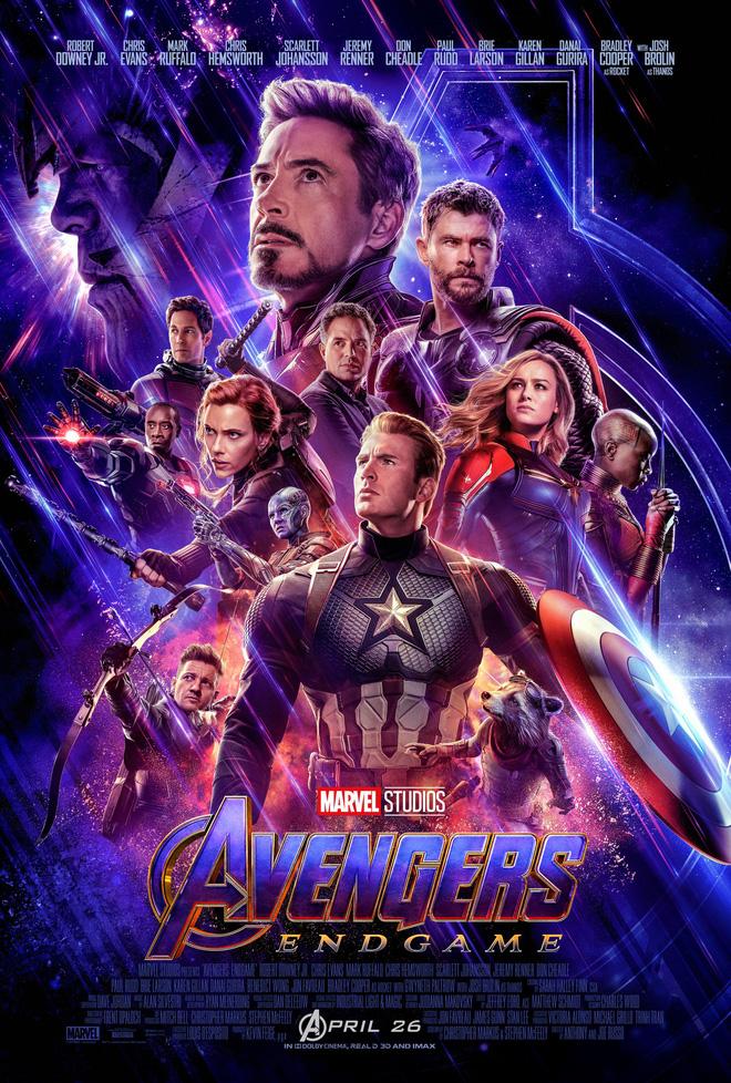 """""""Avengers: Endgame"""" có một bí mật nhưng không phải ai cũng nhận ra - Ảnh 1."""