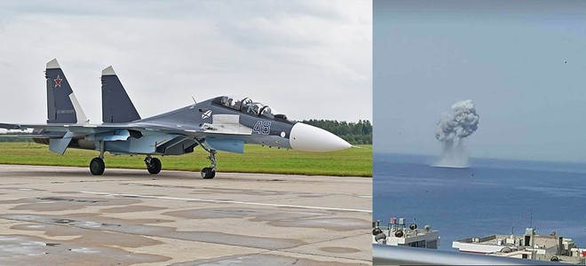 Tiêm kích Su-30SM, MiG-29K tối tân Nga rơi ở Syria: Những cú tát khiến Moscow choáng nặng - Ảnh 3.