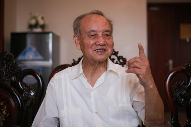 Đại tướng Phạm Văn Trà kể về lời thề giữ đảo của nguyên Bộ trưởng Quốc phòng Lê Đức Anh - Ảnh 2.
