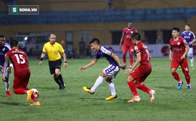 Hà Nội Fc: Quang Hải Nâng Bước Hà Nội FC Hạ Gục TP.HCM, độc Chiếm