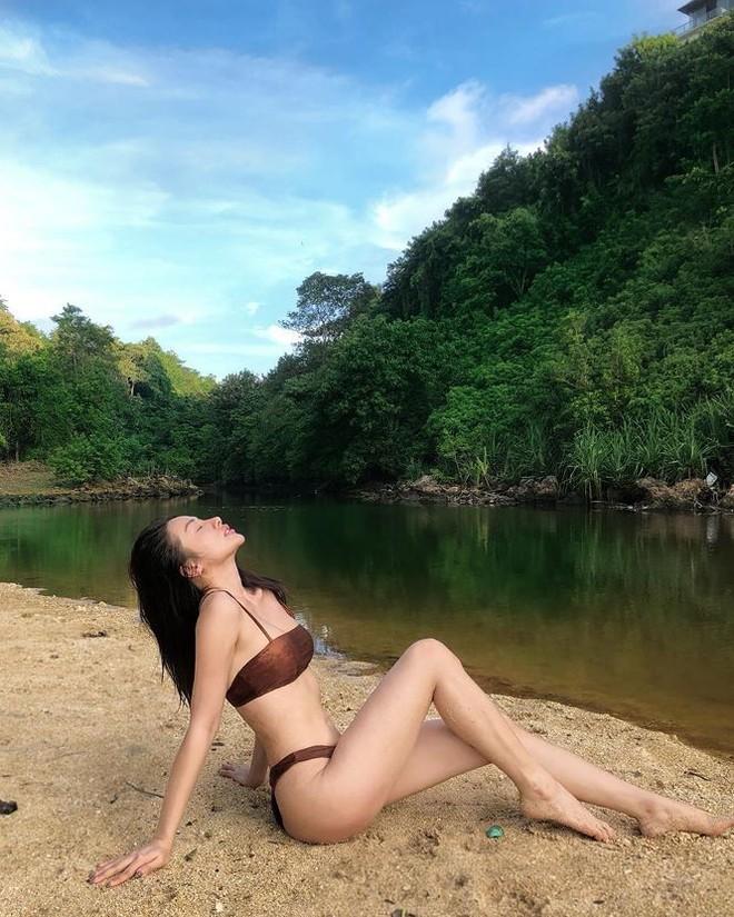 Sao Việt rủ nhau đi bơi, ai là 'nữ hoàng bikini'? - Ảnh 10.