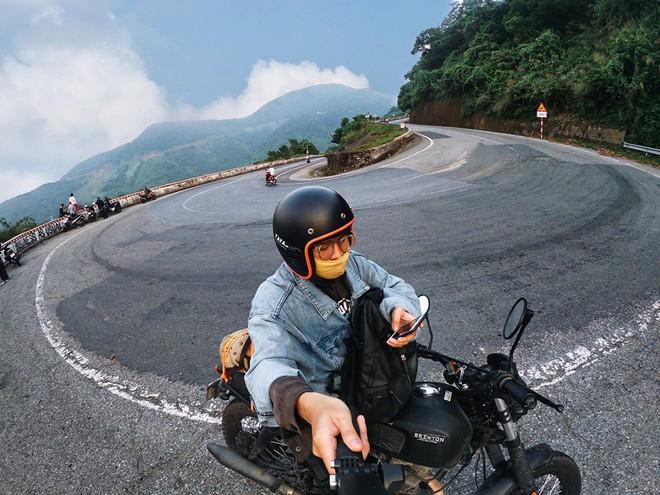 9x cùng câu chuyện độc hành xuyên Việt cùng chiếc xe máy: Đi thôi, để thấy Việt Nam mình thực sự xinh đẹp! - Ảnh 5.