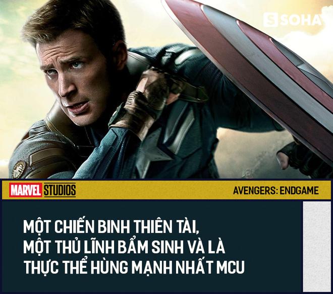 Captain America từ bỏ tất cả sức mạnh, trở nên già nua và ẩn ý sâu sắc trong Avengers: Endgame - Ảnh 2.