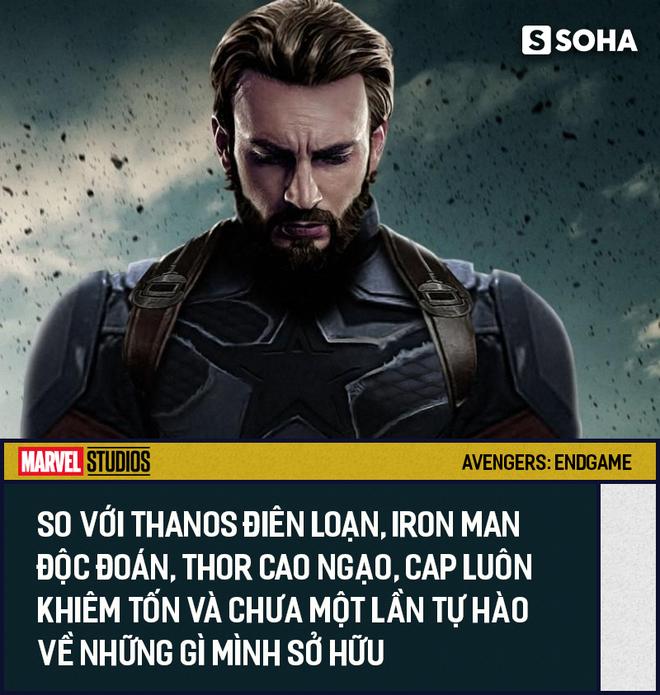 Captain America từ bỏ tất cả sức mạnh, trở nên già nua và ẩn ý sâu sắc trong Avengers: Endgame - Ảnh 3.