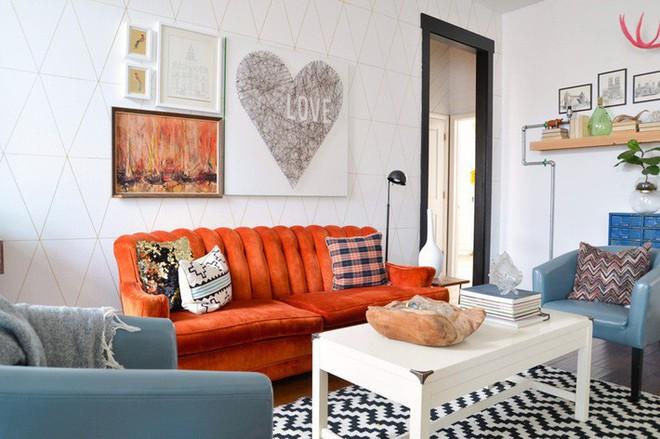 8 nguyên tắc để bố trí sofa đúng phong thủy mang tài lộc, may mắn vào nhà - Ảnh 1.