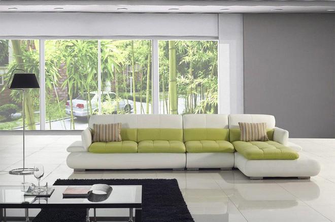 8 nguyên tắc để bố trí sofa đúng phong thủy mang tài lộc, may mắn vào nhà - Ảnh 6.