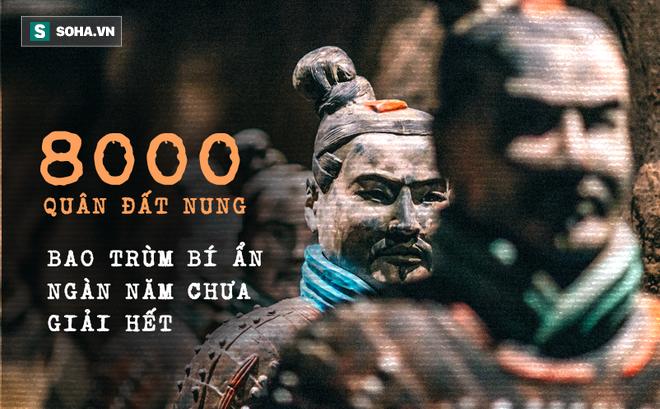 """Bí ẩn lăng mộ Tần Thủy Hoàng: Phát hiện mới bác bỏ """"lầm tưởng vĩ đại"""" suốt 4 thập kỷ"""