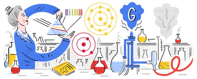 Google vinh danh Hedwig Kohn: Nhà vật lý học đập tan xiềng xích phát xít Đức - Ảnh 5.