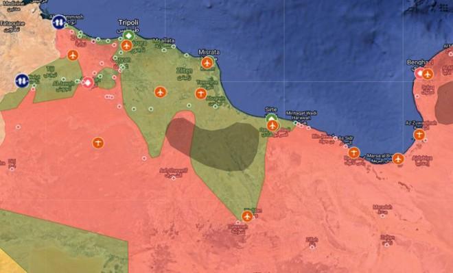 Lò lửa Libya chính thức bùng nổ - Chiến tranh lan rộng khắp, LHQ sơ tán khẩn cấp - Ảnh 10.