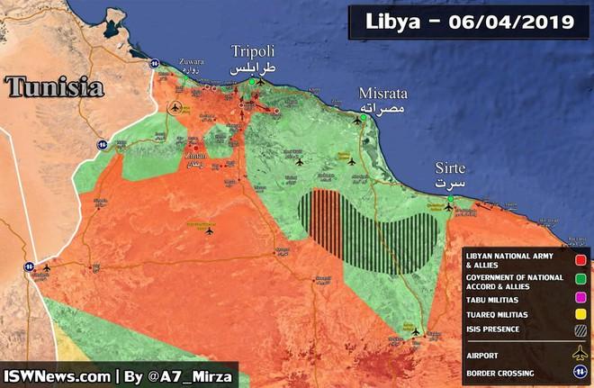 48h nghẹt thở ở Libya: Tướng Haftar được Nga hậu thuẫn có khiến Tripoli vỡ vụn và sụp đổ? - ảnh 3