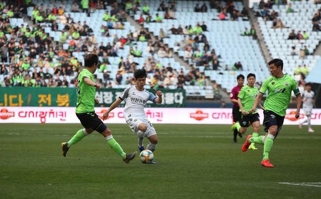 Incheon United 0-3 Ulsan Hyundai: Công Phượng không thể giúp đội nhà thoát thua