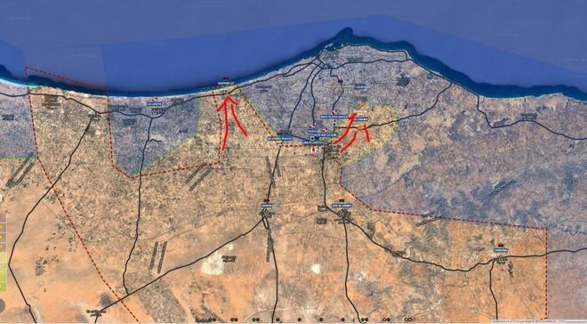 Lò lửa Libya chính thức bùng nổ - Chiến tranh lan rộng khắp, LHQ sơ tán khẩn cấp - Ảnh 23.
