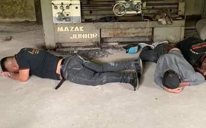 Ba nhân viên của Công ty Hưng Thịnh bj đánh.