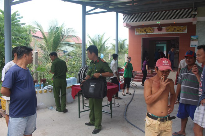 Kết quả điều tra bất ngờ vụ người đàn ông nằm chết trên võng, miệng có vết máu ở Tiền Giang - Ảnh 1.