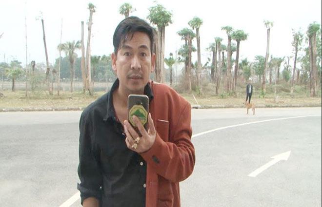 Trần Đình Sang vừa bị bắt về hành vi chống người thi hành công vụ là ai? - ảnh 1