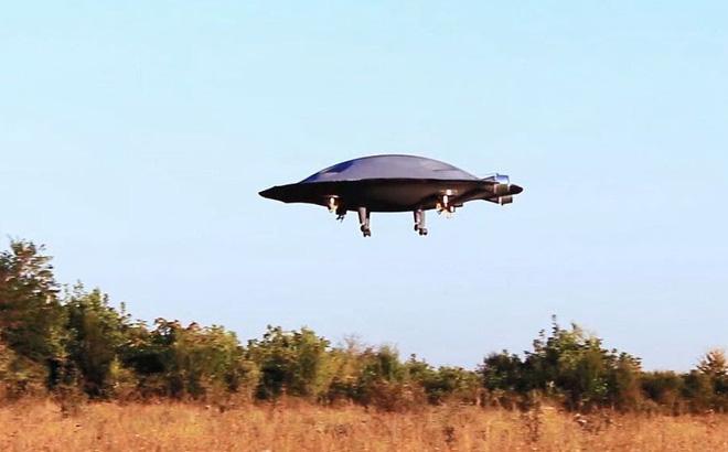 Chế tạo thành công đĩa bay ngoài đời thực