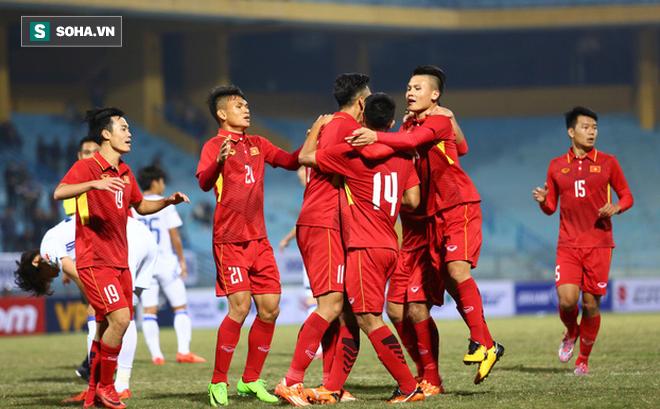 CHÍNH THỨC xác định đối thủ của Việt Nam ở King's Cup