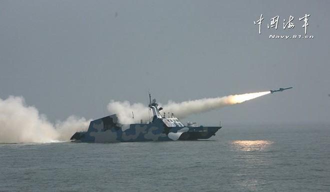 Điểm mặt tàu chiến Trung Quốc - Ảnh 2.