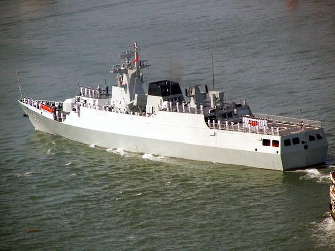 Điểm mặt tàu chiến Trung Quốc - Ảnh 3.