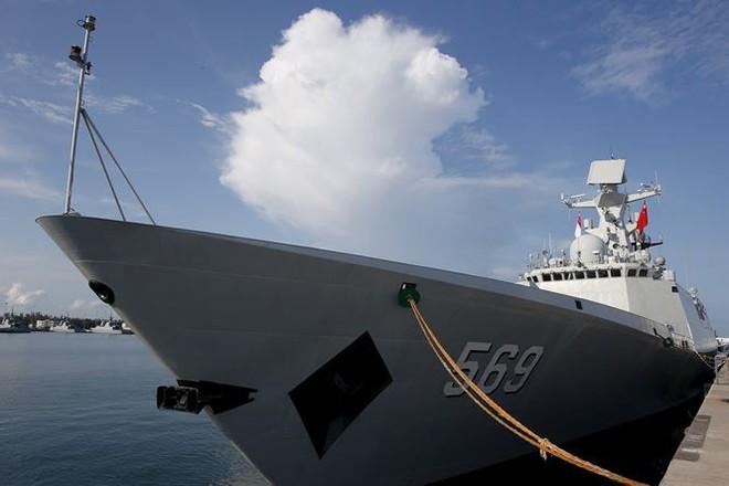 Điểm mặt tàu chiến Trung Quốc - Ảnh 4.