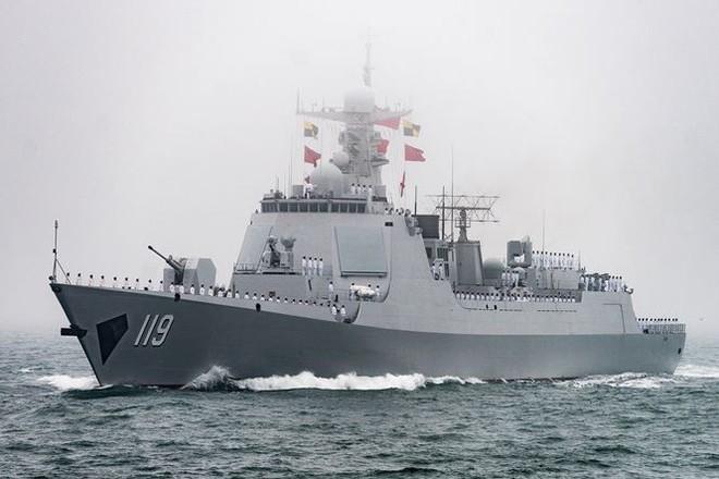 Điểm mặt tàu chiến Trung Quốc - Ảnh 5.