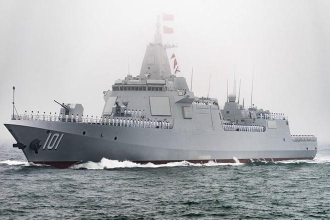 Điểm mặt tàu chiến Trung Quốc - Ảnh 6.