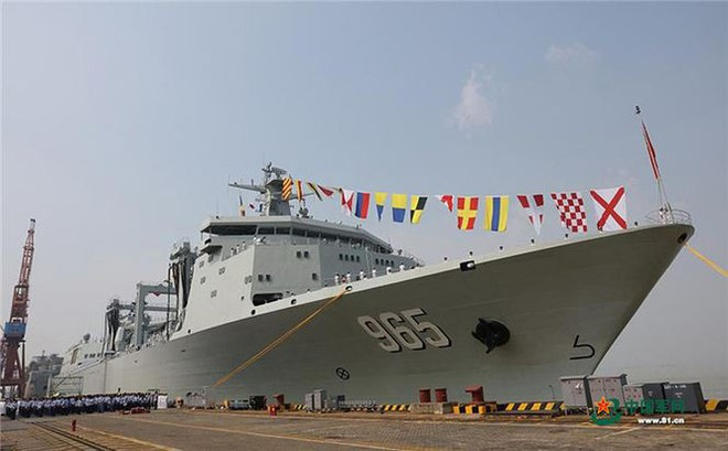 Điểm mặt tàu chiến Trung Quốc - Ảnh 7.
