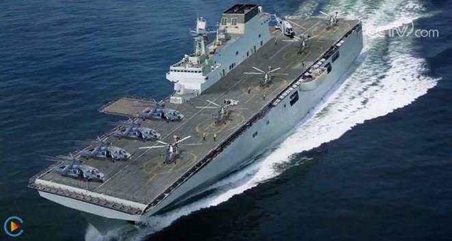 Điểm mặt tàu chiến Trung Quốc - Ảnh 8.