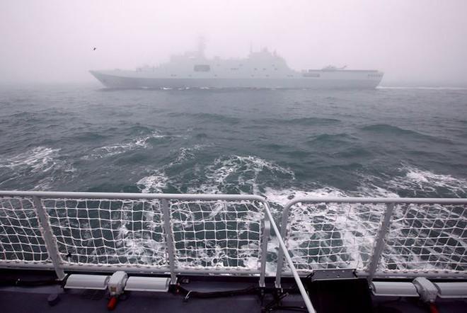 Điểm mặt tàu chiến Trung Quốc - Ảnh 9.