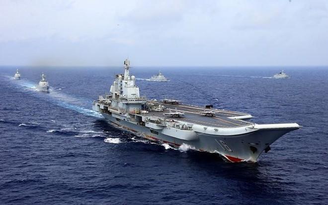 Điểm mặt tàu chiến Trung Quốc - Ảnh 10.