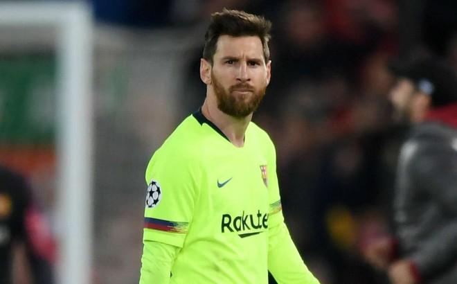 Ronaldo: Messi phải nhận trách nhiệm với thất bại trước Liverpool