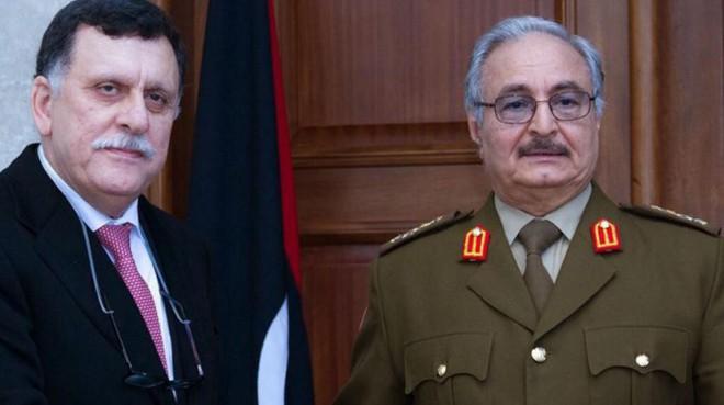 Chiến sự Libya: Kịch bản thất bại của tướng Haftar và nguy cơ tạo thành thế lưỡng cực - Ảnh 3.