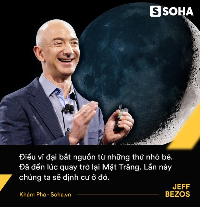 Toàn bộ câu nói đắt giá của tỷ phú giàu nhất hành tinh với sứ mệnh thế kỷ: Đổ bộ Mặt Trăng - ảnh 8