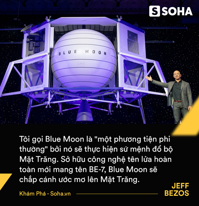 Toàn bộ câu nói đắt giá của tỷ phú giàu nhất hành tinh với sứ mệnh thế kỷ: Đổ bộ Mặt Trăng - ảnh 9