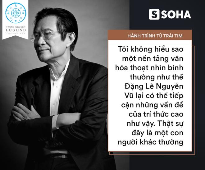 Nhạc sĩ Dương Thụ: Sự khác thường của Đặng Lê Nguyên Vũ gây ra không ít những suy đoán và hiểu nhầm - Ảnh 4.