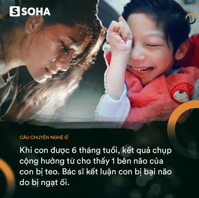 Diễn viên Minh Cúc và 9 năm đơn độc nuôi con gái: Tôi thèm được gọi mẹ ơi nhưng cay đắng, sẽ chẳng bao giờ được! - Ảnh 3.