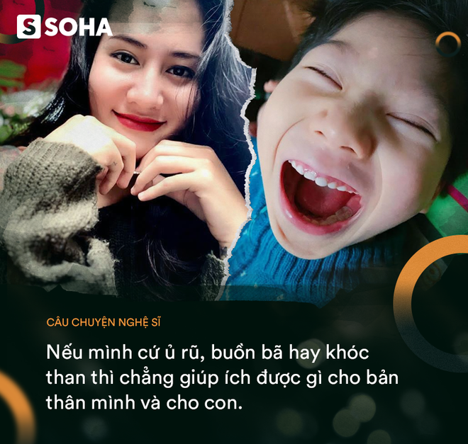 Diễn viên Minh Cúc và 9 năm đơn độc nuôi con gái: Tôi thèm được gọi mẹ ơi nhưng cay đắng, sẽ chẳng bao giờ được! - Ảnh 4.