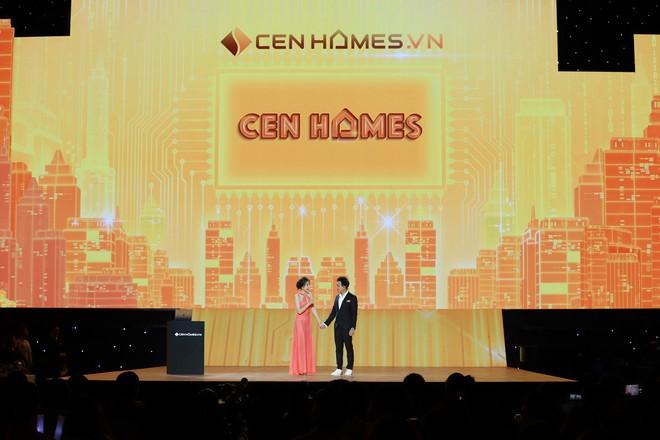 Trấn Thành - Hari Won, Tóc Tiên, Noo Phước Thịnh mơ về mái ấm trong sự kiện ra mắt nền tảng công nghệ CenHomes - Ảnh 4.