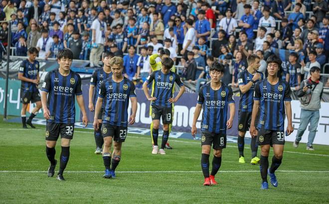 Incheon sắp có bước ngoặt lớn, tương lai Công Phượng lại bị đặt dấu hỏi