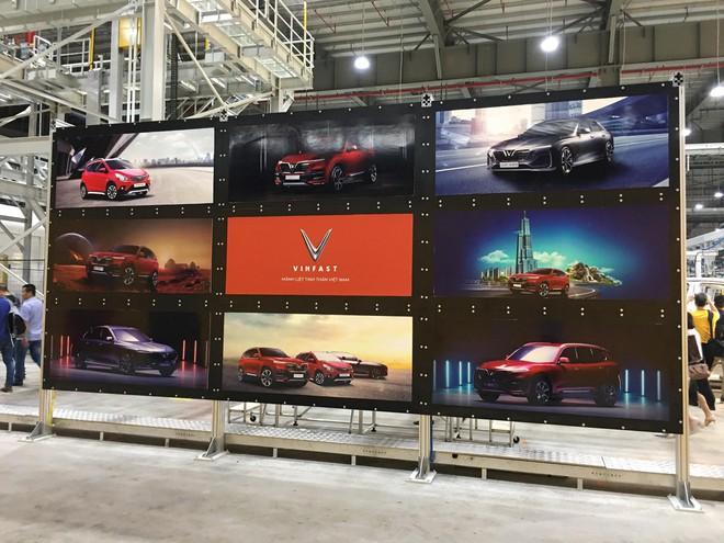 Đột nhập nhà máy sản xuất thân vỏ ô tô của VinFast - Ảnh 2.